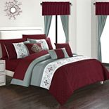 Chic Home Emily Comforter Set
