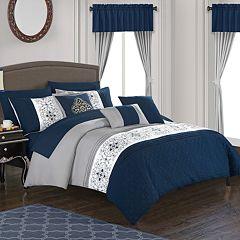 Chic Home Emily Comforter Set