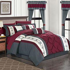 Chic Home Icaria Comforter Set