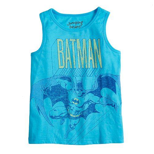 Boys 4-12 Jumping Beans® DC Comics Batman Tank Top