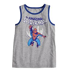 3e40f8224 Boys 4-14 Jumping Beans® Marvel Spider-Man Graphic Tank Top
