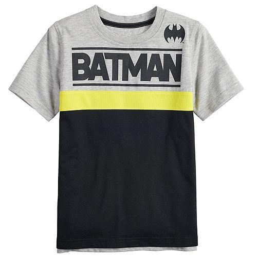 Boys 4-12 Jumping Beans® DC Comics Batman Colorblock Tee