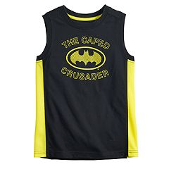 Boys 4-12 Jumping Beans® DC Comics Batman Active Muscle Tee
