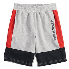 Boys 4-12 Jumping Beans® Star Wars Colorblock Shorts