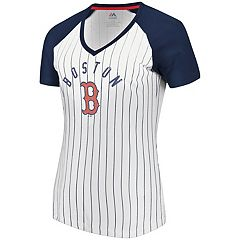 5173150d Women's Boston Red Sox Paid Our Dues Jersey Tee