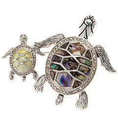 Napier Turtles Pin