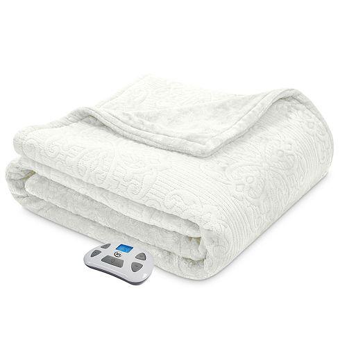Serta Pinsonic Designer Warming Blanket