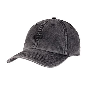 f886e50b921b1d Men's Levi's Enzyme-Wash Baseball Cap