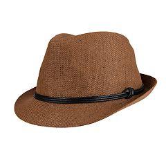 767381dc2f31ba Men's Fedora Hats | Kohl's