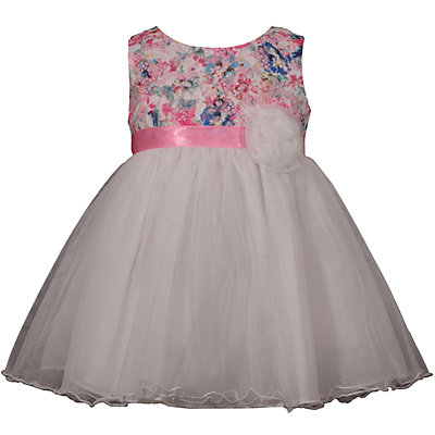Baby Girl Bonnie Jean Lace Tulle Dress