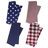 Celebrate Americana Together 4-pc. Napkin Set