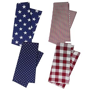 Celebrate Americana Together 4-pc. Napkin Set