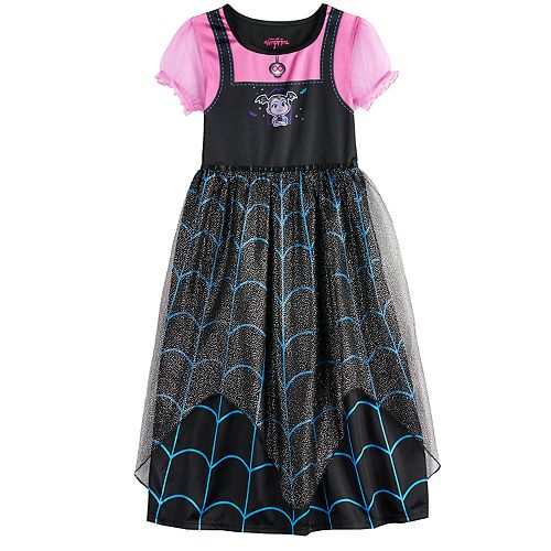 Disney's Vampirina Girls 4-16 Fantasy Gown Nightgown