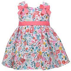5804b4df5 Baby Girl Bonnie Jean Flamingo Dress