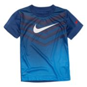 Toddler Boy Nike Chevron Dri-FIT Active Tee