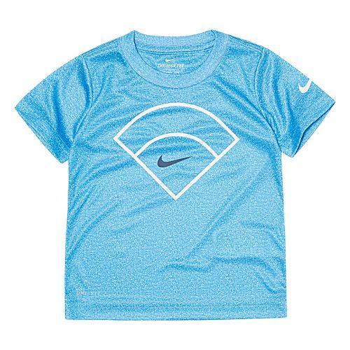 Toddler Boy Nike Baseball Dri-FIT Graphic Tee