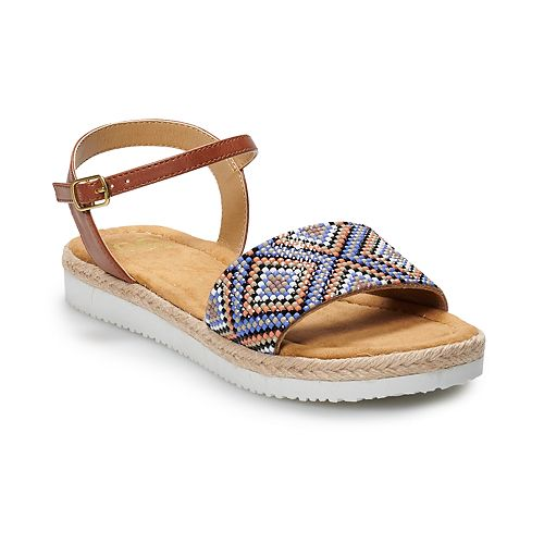 SO® Spice Women's Platform Sandals