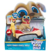 Puppy Dog Pals Puppy Power Vehicle- Rolly