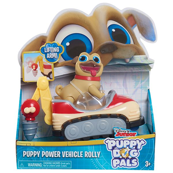 Puppy Dog Pals Puppy Power Vehicle Rolly