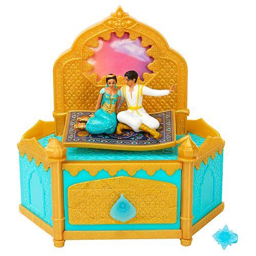 Disney's Aladdin Feature Jewelry Box