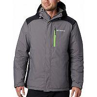 Columbia Tipton Peak Insulated Jacket Mens Deals