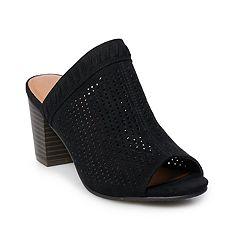 SONOMA Goods for Life™ Foundry Women's Slide Heels