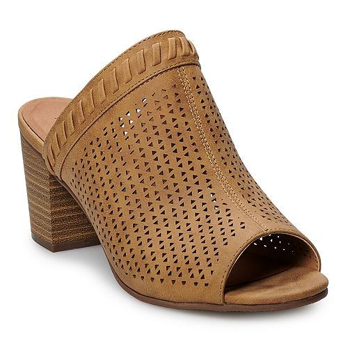 SONOMA Goods for Life™ Foundry Women's Slide Heels