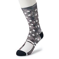 Men's Wear Your Life Novelty Fashion Crew Socks
