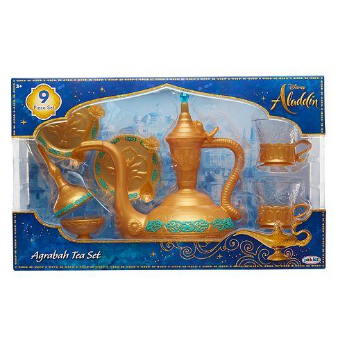 Disney's Aladdin Arabian Inspired Tea Set