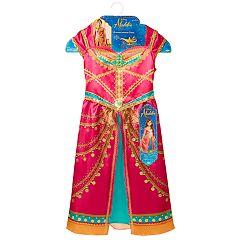 0614f6dcf Disney's Aladdin Jasmine Pink Dress