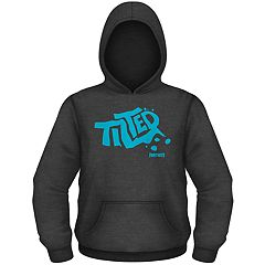 Boys 8-20 Fortnite Tilted Pullover Hoodie