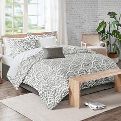 Madison Park Essentials Essie Reversible Bed & Sheet Set