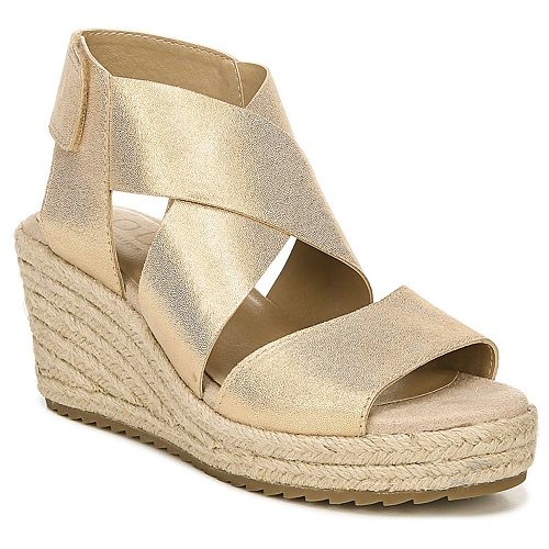 b6dc9ea0b33a4 SOUL Naturalizer Oshay Women's Leather Wedge Sandals