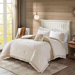 Madison Park Heidi 4-piece Quilted Comforter Set