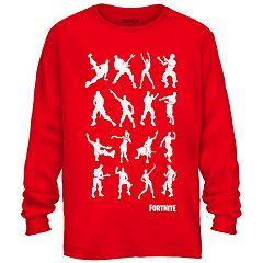 Boys 8-20 Fortnite Dance Dance Tee