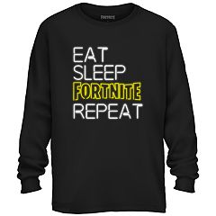 Boys 8-20 Fortnite Repeat Tee