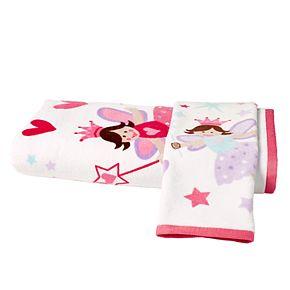 Magic Magical Princess Bath Towel