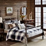 Madison Park Signature Urban Cabin Cotton Jacquard Comforter Set