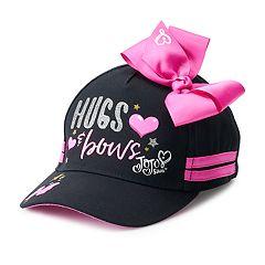 a1daa1470d4 Girls 4-6x JoJo Siwa Hugs   Bows Baseball Cap