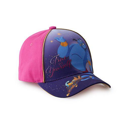 Disney's Aladdin The Genie Girls 4-6x Baseball Cap