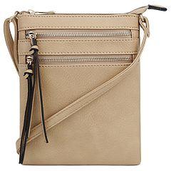 Deluxity Mini Crossbody Bag with Tassel