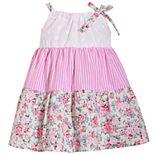 Toddler Girl Bonnie Jean Tiered Dress
