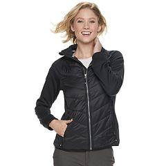 Women's Hi-Tec Paradise Tech Fleece Puffer Jacket