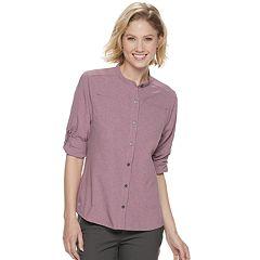 Women's Hi-Tec Emmons Roll-Tab Shirt