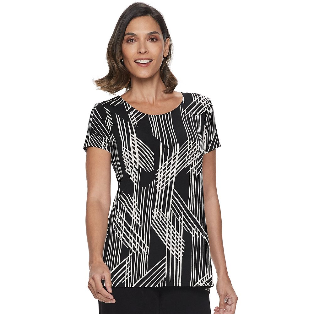 Women's Dana Buchman® Cap Sleeve Top