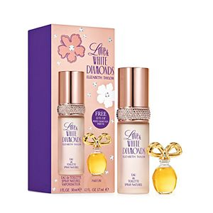 Elizabeth Taylor Love & White Diamonds Women's Spray - Eau de Toilette