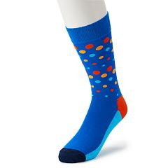 Men's HS by Happy Socks 3-pack Flower Crew Socks