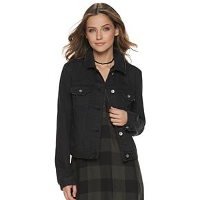 Women's Rock & Republic® Destructed Denim Jacket