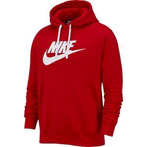 Men's Nike Sportswear Club Logo Pullover Hoodie