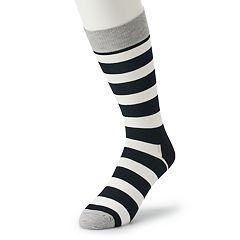 Men's HS by Happy Socks Striped Crew Socks